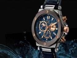 Kaip vyriški laikrodžiai turėtų būti derinami prie pasirinkto stiliaus
