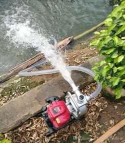 Kokį vandens siurblį rinktis neturint elektros įvado?